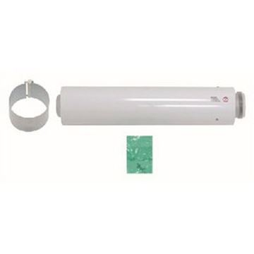 Picture of Vaillant 100mm Flue Duct Extn 470 mm for Ecomx/Tec 303902