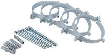 Picture of Vaillant ecoTEC Flue Support Clips(Box of 5) 303821