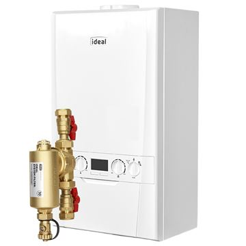 Picture of Ideal Logic Max 35 Combi Boiler C/W System Filter