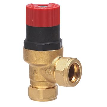 Picture of Honeywell Auto Bypass 22Mm Angled