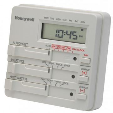 Picture of Honeywell Programmer 7Day