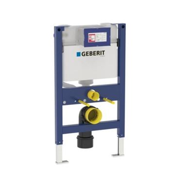 Picture of Geberit  Duofix frame for wall-hung WC, 82 cm, with Kappa concealed cistern 15 cm