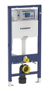 Picture of Geberit  Duofix frame for wall-hung WC, 112 cm, with Omega concealed cistern 12 cm