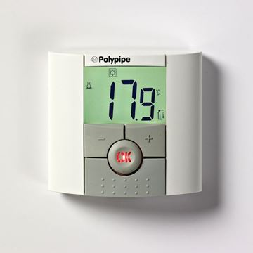 Picture of Polyplumb   Polyplumb Digital Thermostat