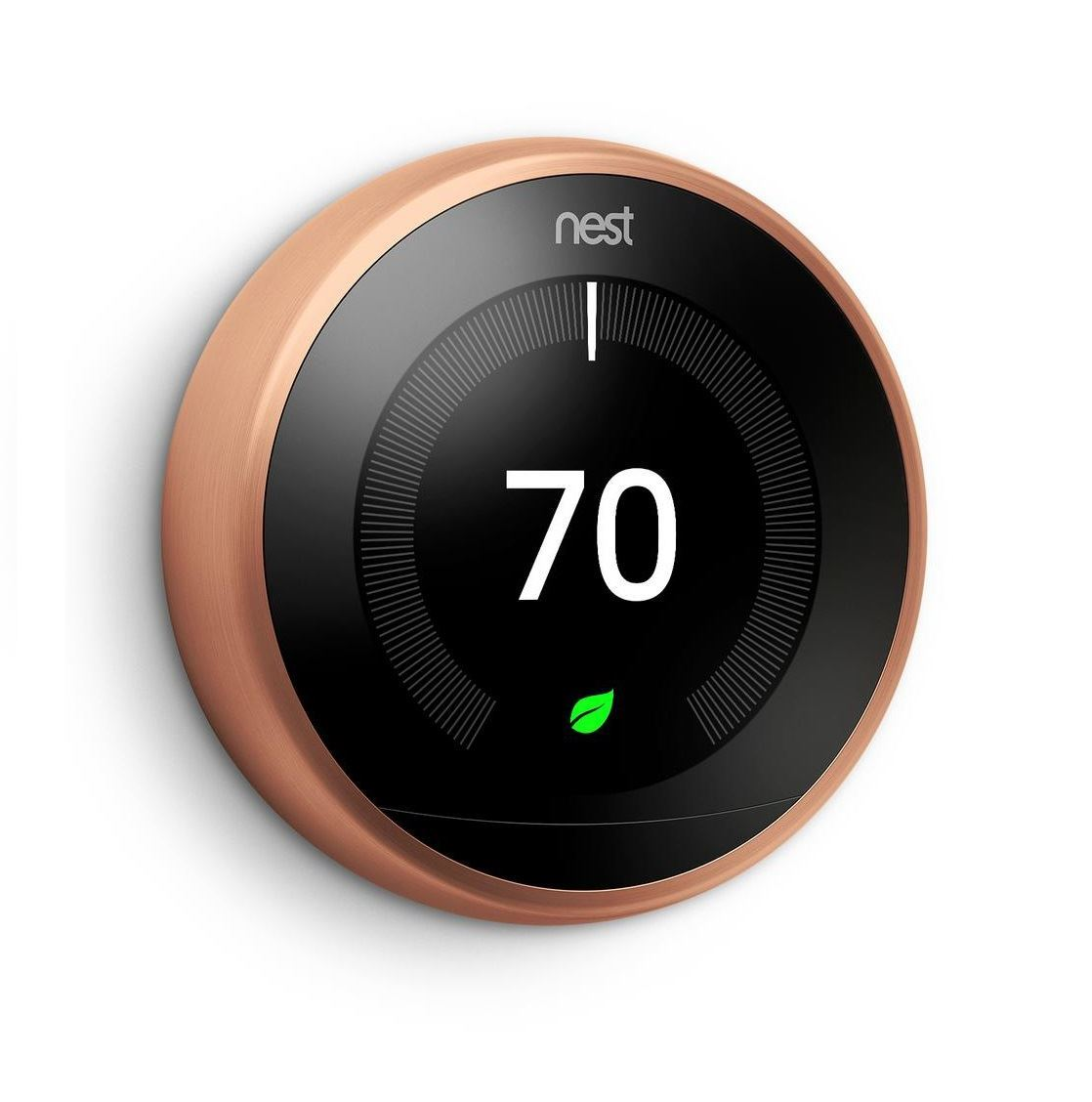 City Plumbing Ltd  Nest Learning Thermostat 3rd Gen